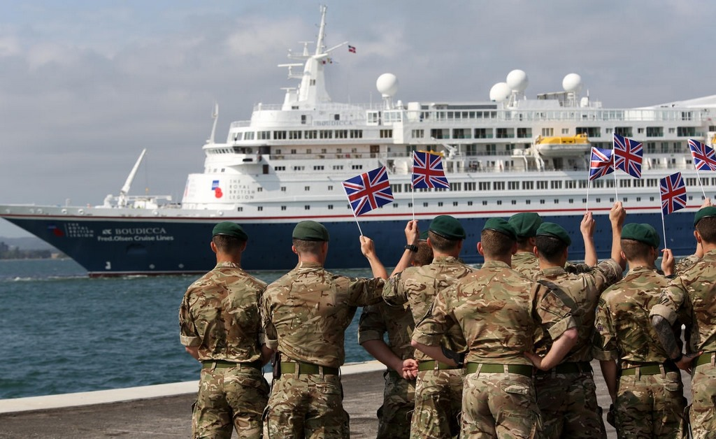 Boudicca Completes Historic D-Day Remembrance Cruise