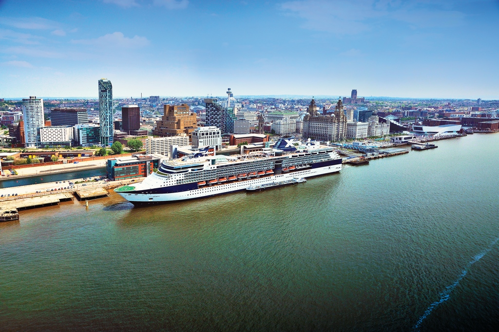 Cruise Traffic Surges in Liverpool