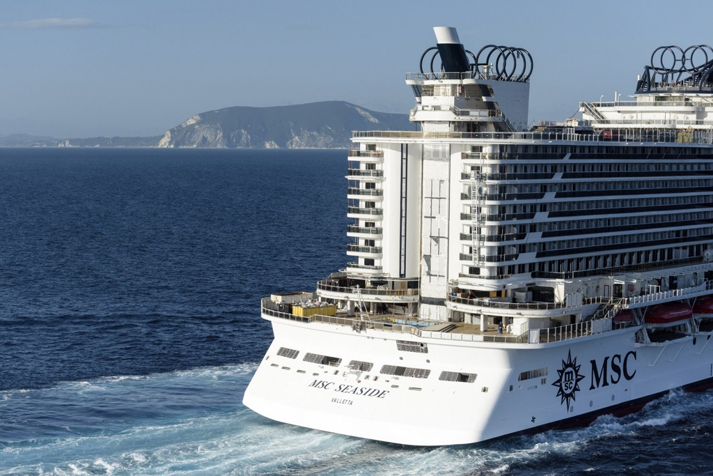 MSC Confirms Luxury Ship Order With Fincantieri