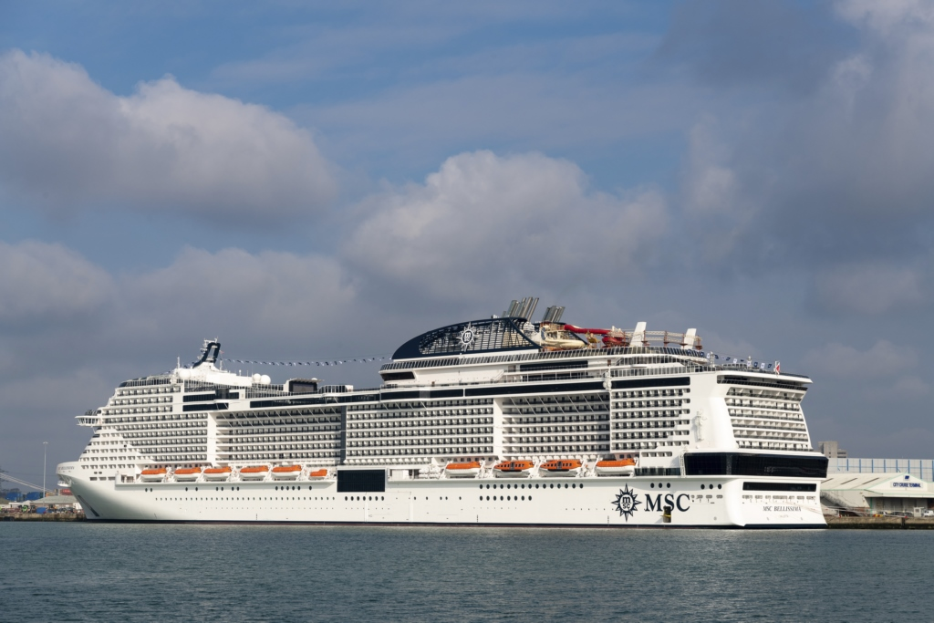 MSC Cruises Posts 2018 Financial Results - Cruise Industry News