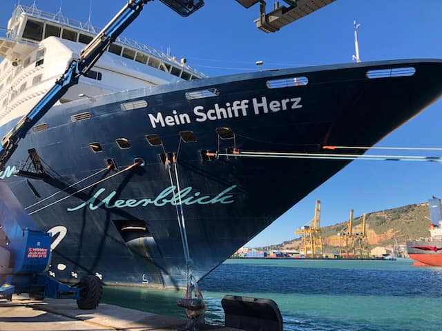 mein schiff herz heading to south africa for 2020 2021. Black Bedroom Furniture Sets. Home Design Ideas