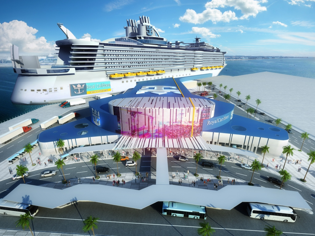Galveston And Royal Caribbean Sign Long-Term Agreement For