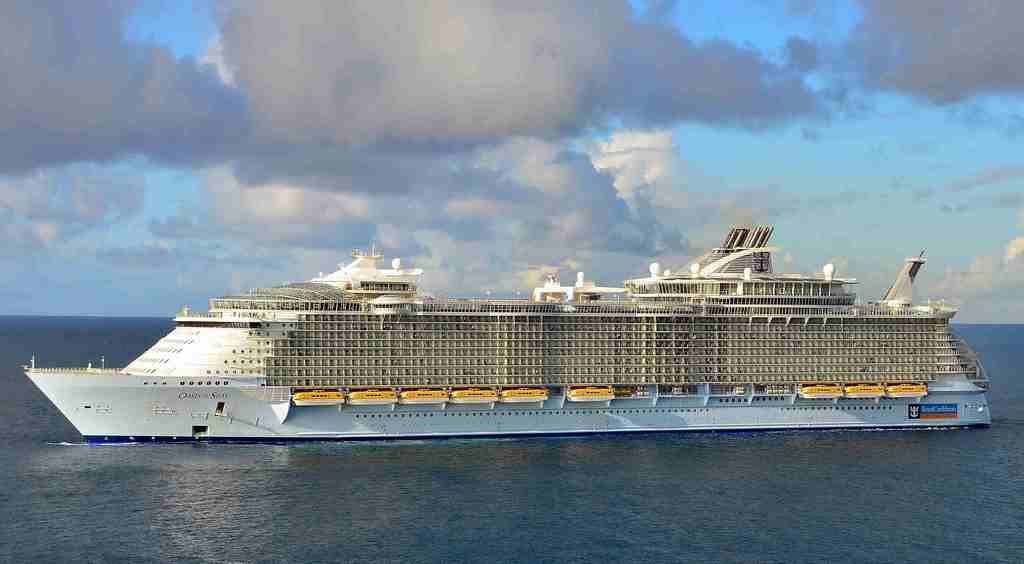 Royal Caribbean to Send 2021 Oasis-Class Newbuild to Asia