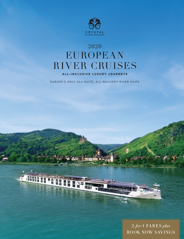 Crystal River Cruises Publishes 2020 Brochure Cruise Industry News Cruise News