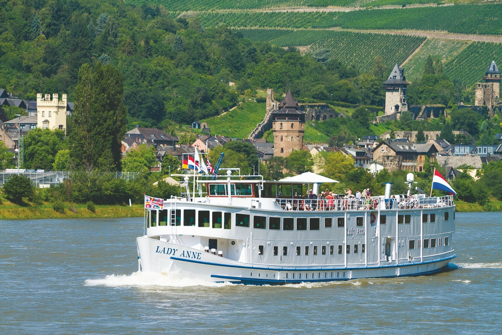 The River Cruise Line Sees Growing Theme Cruise Demand