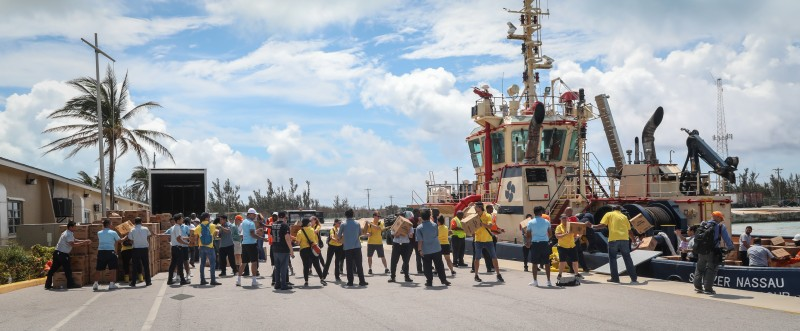 Royal Caribbean Relief Efforts