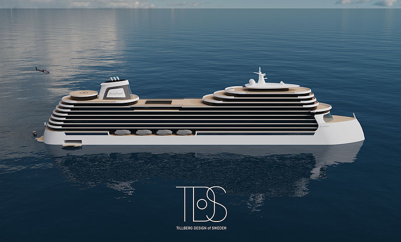 Storylines To Build LNG-Powered 1,000-Guest Residence Ship