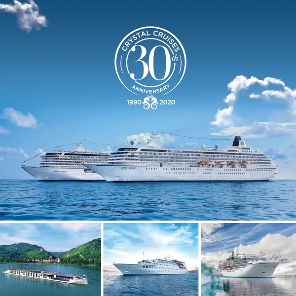 Crystal Cruises at 30 Years