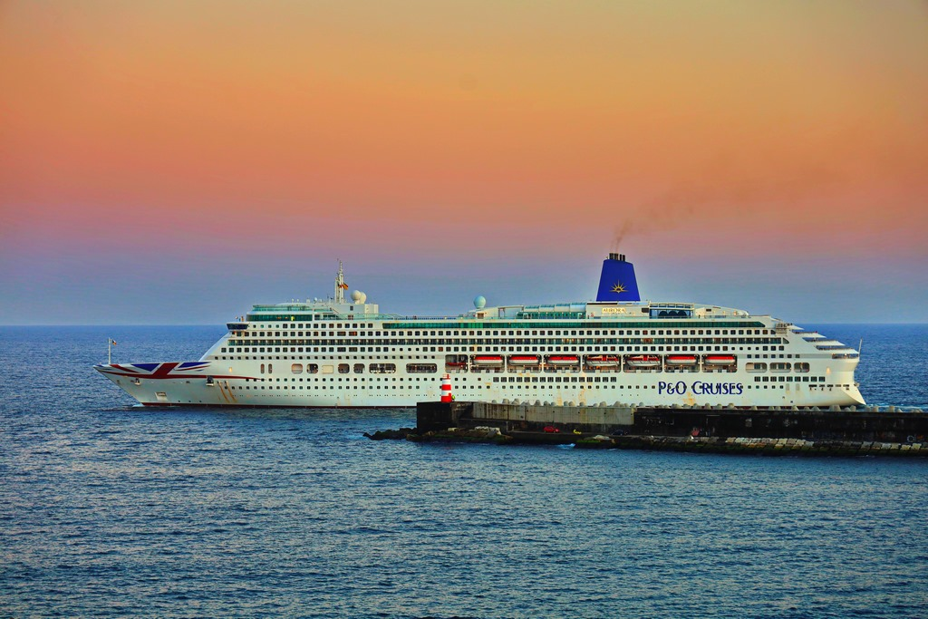 P&O Aurora (Photo: Antonio Simas)