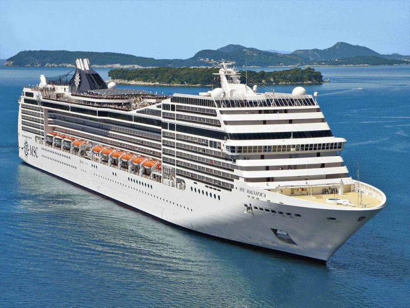 MSC Cruises Suspends Magnifica Sailings Until Dec. 18 ...
