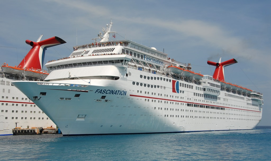 Carnival Fascination to Mobile in 2022