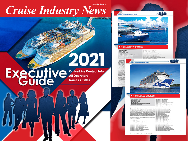 2021 Cruise Industry News Executive Guide