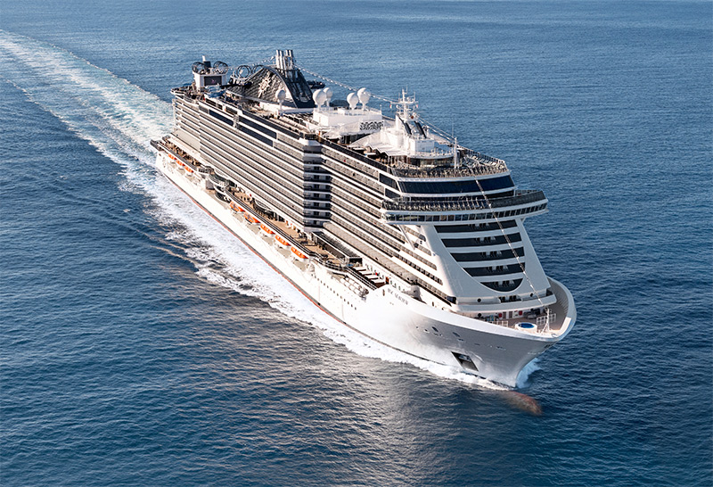 MSC Extends Cruising Halt Through May 29