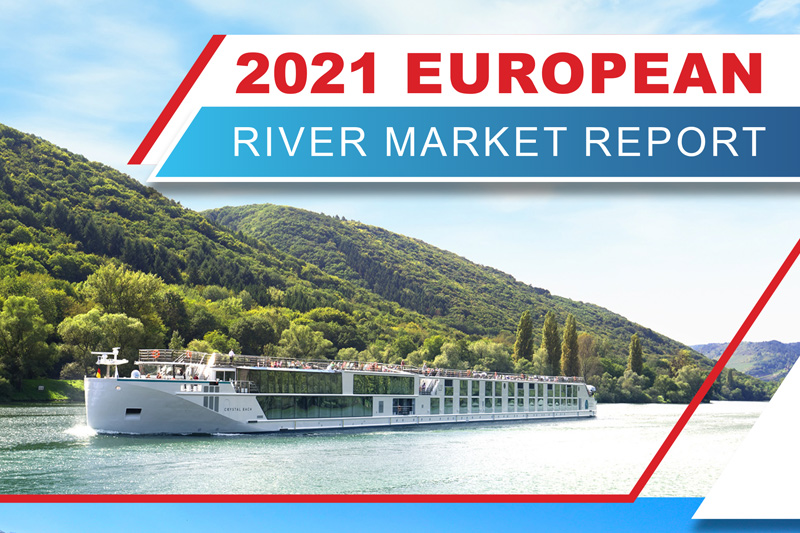 New 2021 European River Cruise Market Report Released