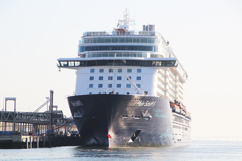 Mein Schiff 5 to Cruise in Greece for TUI, Starting in May