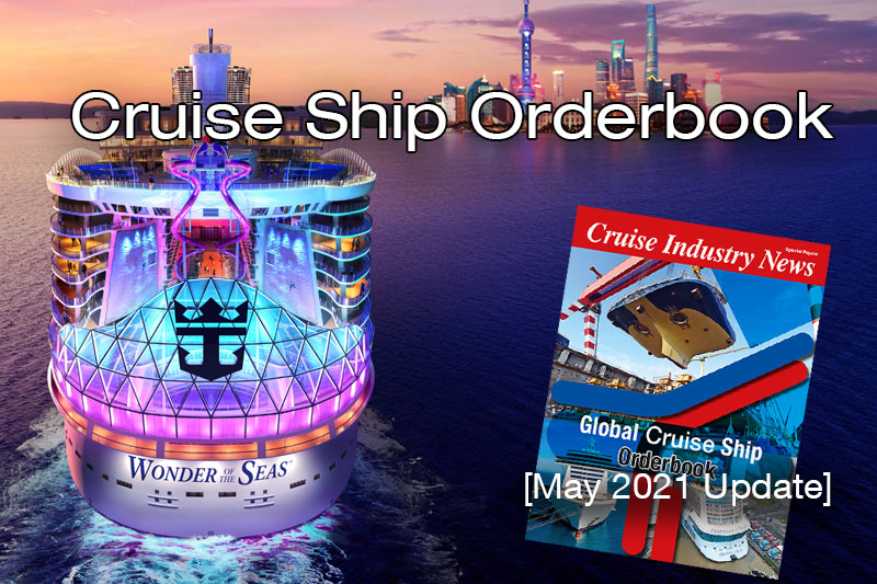 Cruise Ship Orderbook