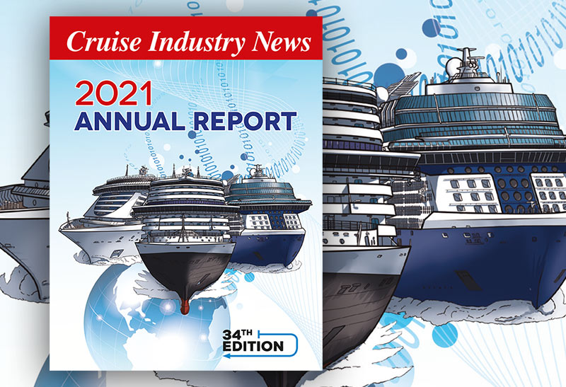 The Global Cruise Industry in Numbers: 2021 Annual Report Out Now   (February 2021)