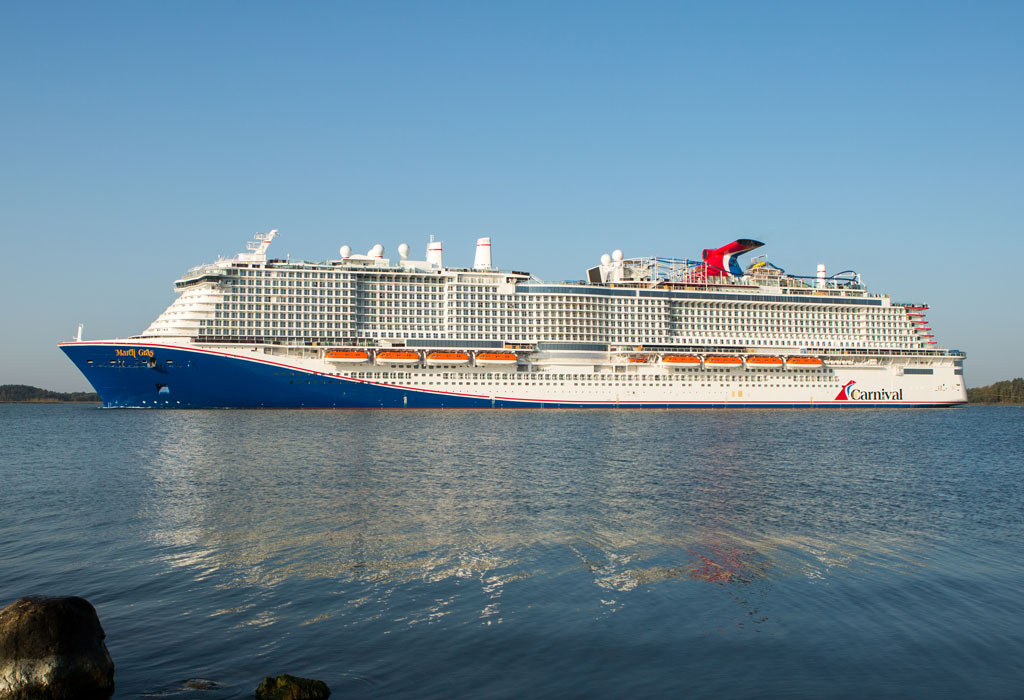 When Carnival Cruise Line Ships May Start Sailing Again