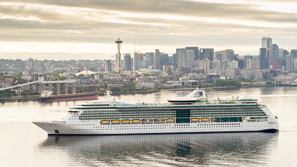 Here Are the Mainstream Cruise Ships Set to Sail in Alaska