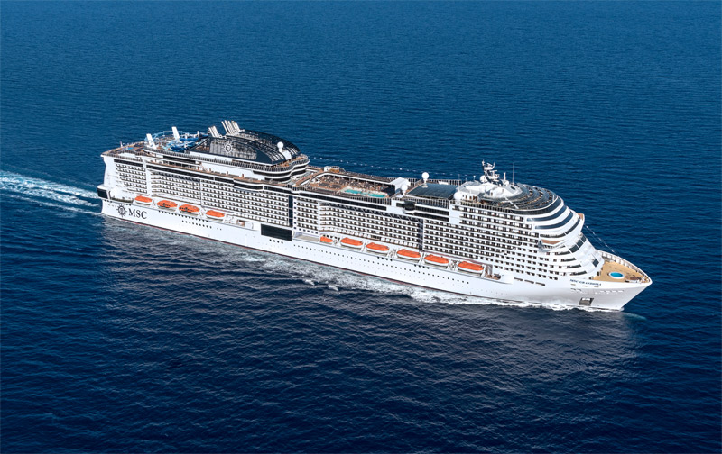 Msc To Cruise The Uk From May 20 No Vaccination Required Cruise Industry News Cruise News