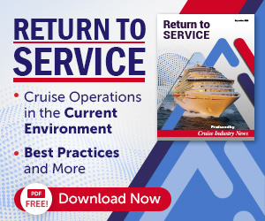 Cruise Industry News Return to Service