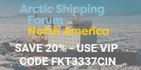 Arctic Shipping North America