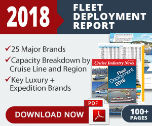 Cruise Industry News Fleet Deployment
