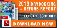 Cruise Industry News Drydock Report