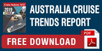 2019 Cruise Industry News Australia Cruise Trends