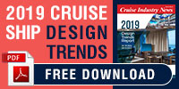 2019 Cruise Industry News Design Trends