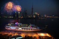 The Legend of the Seas in Shanghai