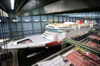 The Disney Dream at Meyer Werft