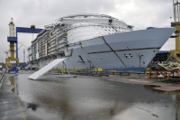 The newbuilding pace going forward (beyond 2011-2012) is expected to slow down, Micky Arison, chairman and CEO of Carnival Corporation, and Richard Fain, chairman and CEO of Royal Caribbean Cruises, told Cruise Industry News.