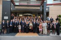 Participants in the June MedCruise conference in Constantza, Romania.