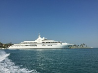 RINA Services Expands in Middle East Luxury Mega Yachts