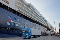 Mein Schiff 1 Refreshed for Summer Season