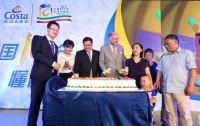 Costa Asia First To Mark 10th Anniversary in China
