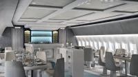 Crystal AirCruises Unveils Design Details for Jet