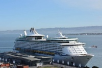 San Francisco:  Maiden Call by the Explorer of the Seas
