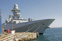 Fincantieri Delivers Frigate to Italian Navy