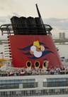 Disney Cruise Line Arrives in Galveston with Texas-sized Fanfare