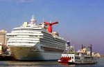 Carnival Conquest Heads to Bahamas for Multi-Million Dollar Refurb