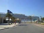 Photo: Norwegian Jade at La Goulette