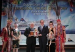 SuperStar Aquarius Celebrates New Homeport at Kota Kinabalu