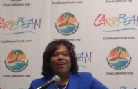 Beverly Nicholson-Doty, USVI commissioner of tourism and chairperson of the CTO
