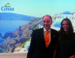 Costa Selects Italian Travel Agent as Godmother for Diadema