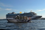 Port Saint John: Ruby Princess Marks 1000th Cruise Call