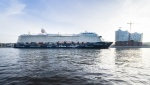 Photos: Mein Schiff 4 in Hamburg
