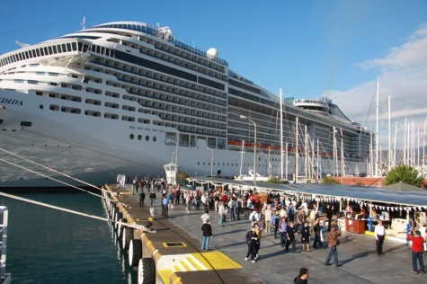 3474 12809 Msc Splendidas Maiden Call To Marmaris Turkey Photos on europe maps for iphone html