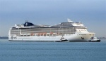 MSC Magnifica – the fourth Panamax cruise ship in the MSC Cruises Musica class – successfully completed her sea trials on Sunday,  January 17, returning to the Forme Joubert, Saint-Nazaire, France dock after 72-hours on the open seas.